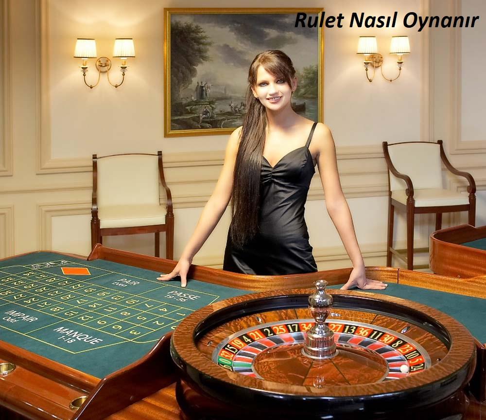 rulet nasıl oynanır